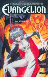 Neon Genesis Evangelion -3- La Brûlure