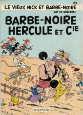 Le vieux Nick et Barbe-Noire -23- Barbe-Noire, Hercule et Cie