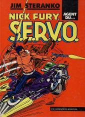 Nick Fury, agent du S.E.R.V.O.