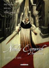 Nicolas Eymerich, Inquisiteur -3- Le corps et le sang (1/2)