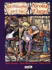 Nicolas Flamel -1a- Les Philosophes par le Feu