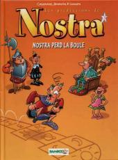 Les prédictions de Nostra -3- Nostra perd la boule