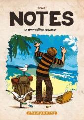 Notes -2- Le Petit Théâtre de la rue
