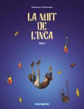 La nuit de l'inca -1- La nuit de l'inca - Tome 1