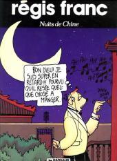 Histoires immobiles et récits inachevés -4- Nuits de Chine