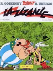 Astérix (Hachette) -15- La Zizanie