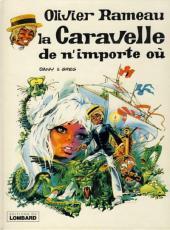 Olivier Rameau -4a- La caravelle de n'importe où