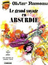 Olivier Rameau -5- Le grand voyage en Absurdie