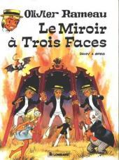Olivier Rameau -7a- Le miroir à trois faces
