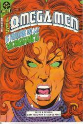 Omega Men -9- L'heure de la vengeance