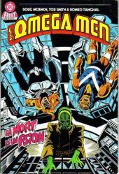 Omega Men -10- La mort d'un psion