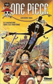 One Piece -46- À l'aventure sur l'île fantôme