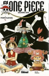 One Piece -16- Perpétuation