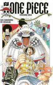 One Piece -17- Les cerisiers de Hiluluk