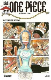 One Piece -23- L'aventure de Vivi