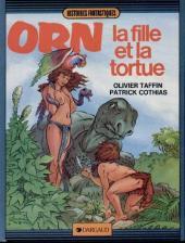 Orn -2- La fille et la tortue