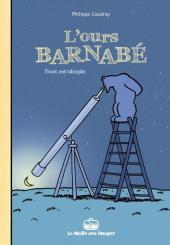 L'ours Barnabé (Boîte à bulles) -12- Tout est simple