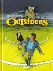 Outsiders (Rivière/Miniac) -1- Le couronnement du Professeur Clegg