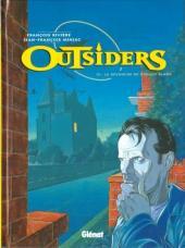 Outsiders (Rivière/Miniac) -3- La revanche de Ronald Blank