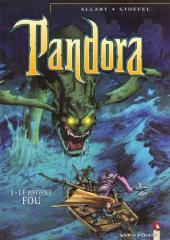 Pandora (Stoffel/Allart) -1- Le Régent fou