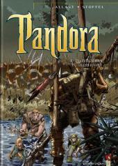 Pandora (Stoffel/Allart) -2- Les flibustiers du grand fleuve