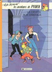 Panick (Les aventures de) - La crypte aux cristaux