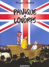 Panique à Londres - Dico & Charles -1- Panique à Londres