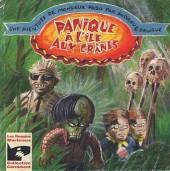 Monsieur Pabo - Une aventure de Monsieur Pabo - Panique à l'île aux crânes