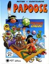 Papoose -2- Papoose Circus