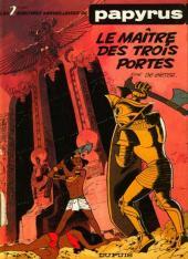 Papyrus -2- Le maître des trois portes