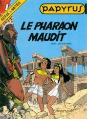Papyrus -11SL- Le Pharaon maudit