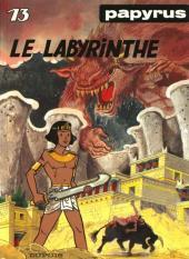 Papyrus -13- Le labyrinthe