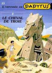 Papyrus -23- Le cheval de Troie
