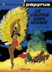 Papyrus -3- Le colosse sans visage