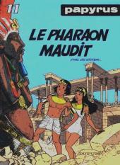 Papyrus -11- Le pharaon maudit