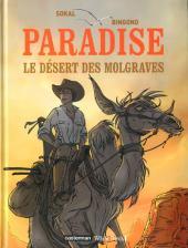 Paradise -2- Le désert des Molgraves