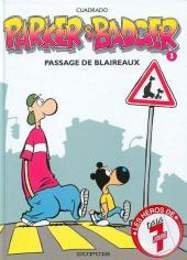 Parker & Badger -3- Passage de blaireaux