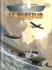 Le passeur (Verelst/Bingono) -2- Les Ailes de l'Espoir