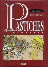 Pastiches -INT- Intégrale par écoles