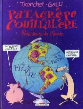 Patacrèpe et Couillalère -2- Présidents du monde