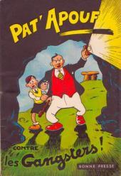 Pat'Apouf -4- Pat'Apouf contre les gangsters !