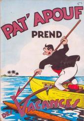 Pat'Apouf -5- Pat'Apouf prend des Vacances