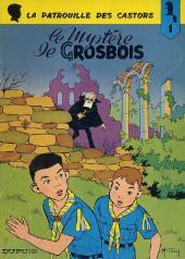 La patrouille des Castors -1b- Le Mystère de Grosbois