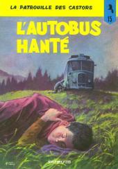 La patrouille des Castors -15a74- L'autobus Hanté
