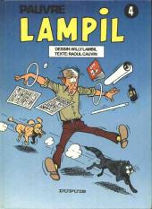 Pauvre Lampil - Tome 4