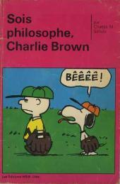 Peanuts -8- (HRW) -12- Sois philosophe, Charlie Brown