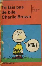 Peanuts -8- (HRW) -9- Te fais pas de bile, Charlie Brown