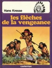 Les peaux-rouges -5- Les flèches de la vengeance