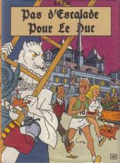 Percelot (Les aventures de) -1- Pas d'Escalade pour le Duc