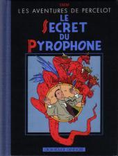 Percelot (Les aventures de) -3TT- Le Secret du Pyrophone